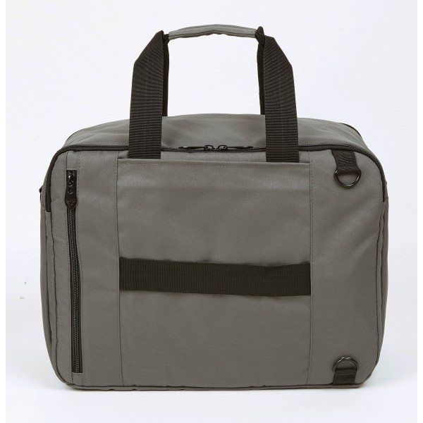"15.6"" Falcon Laptop 3 Way Bag - FI1009 Grey"