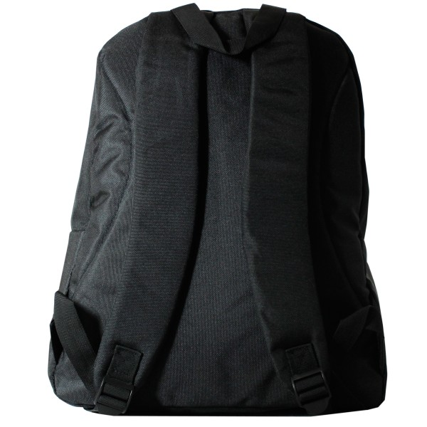 Falcon Polyester Laptop Backpack - FI2614 Black