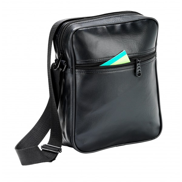"Falcon 10.1"" iPad/Tablet Bag - FI4303 Black"