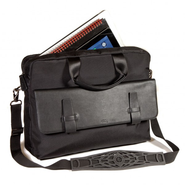 "i-stay 15.6"" Laptop/Tablet Bag - is0702 Black"