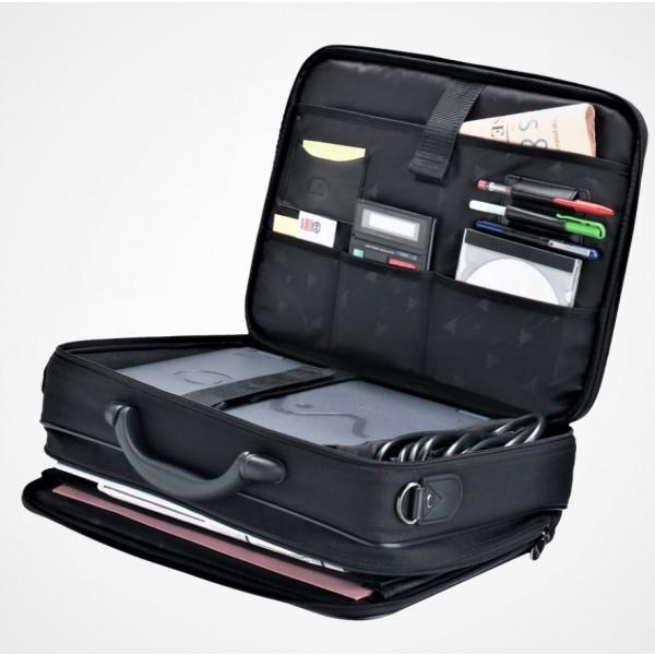 """Falcon 15.6"""" Laptop Case - FI2574F Black"""