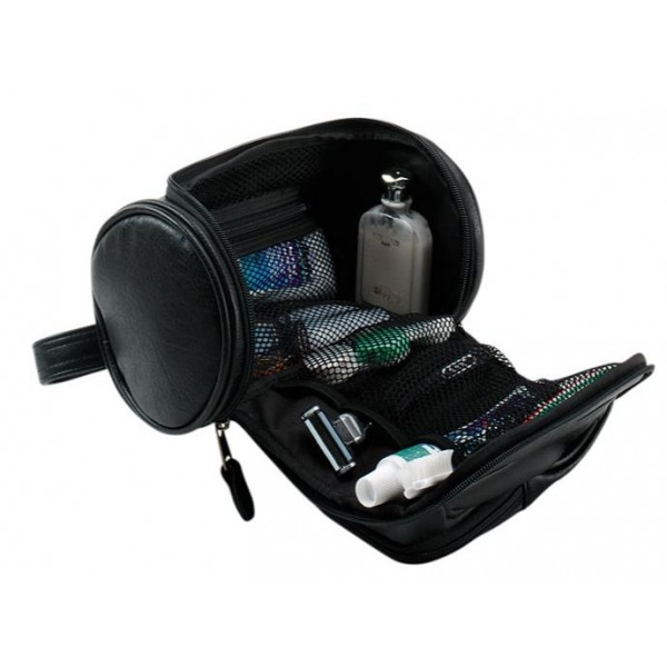 Falcon Miniature Golf Bag Wash Bag - FI8109 Black