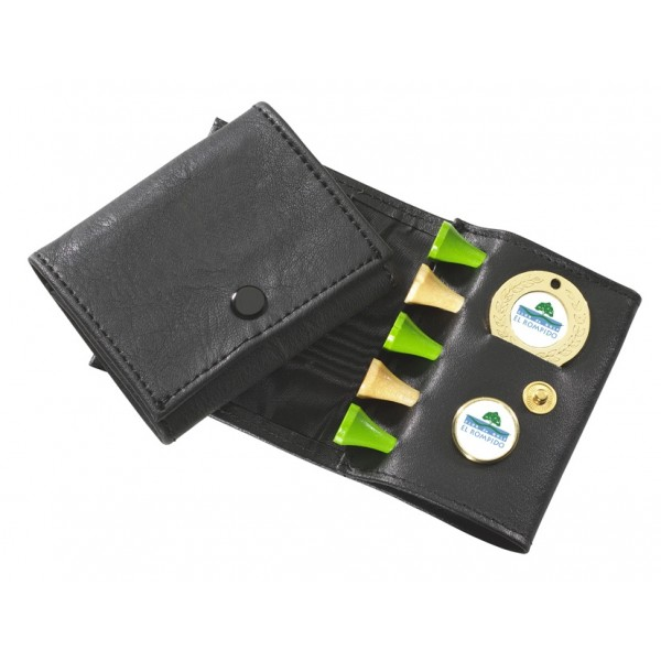 Falcon PU Tee Holder - FI8303 Black