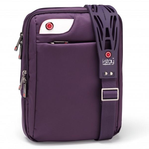 """i-stay 10.1"""" iPad/Tablet Bag is0121 Purple"""