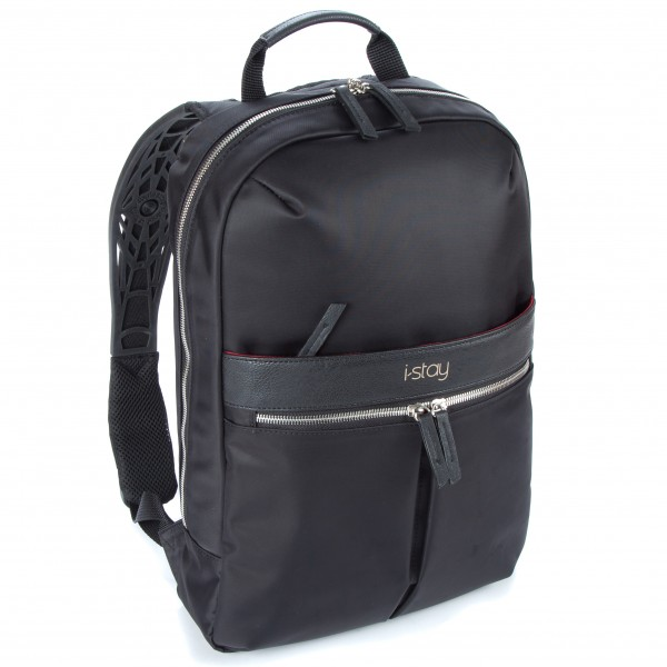 "i-stay 15.6"" Laptop/Tablet Backpack is0603 Black"
