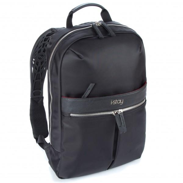 "i-stay 15.6"" Laptop/Tablet Backpack is0603 Black"
