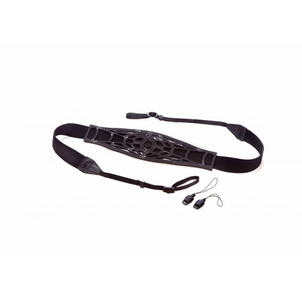 i-stay Non-Slip Camera Strap is0941 Black & White