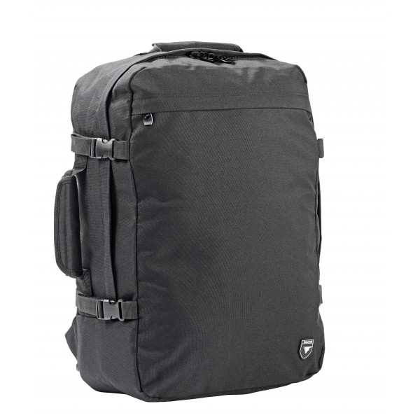 "15.6"" Falcon Lightweight Travel Backpack - FI1005 Black"