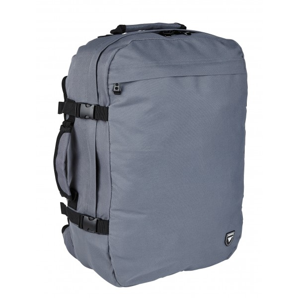 "15.6"" Falcon Lightweight Travel Backpack - FI1006 Grey"