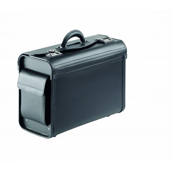 Falcon Multi-Purpose Compact Pilot Case - FI2345 Black