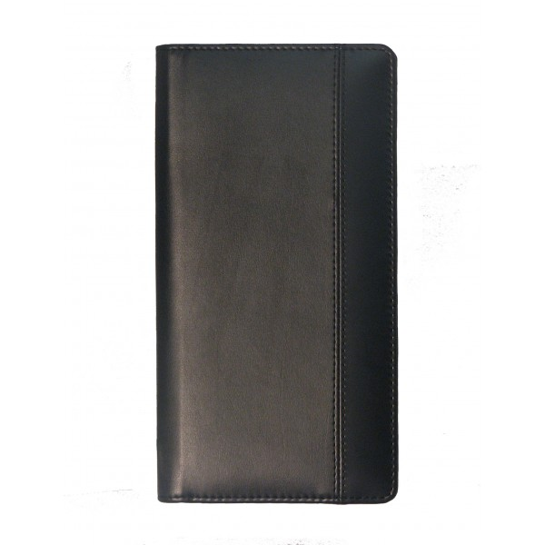 Falcon Business Card Holder - FI4031 Black