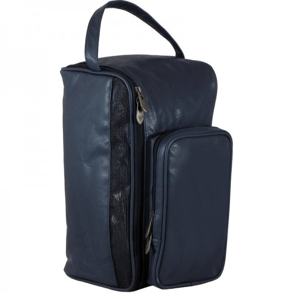 Falcon Large Shoe Bag - FI8119 Navy