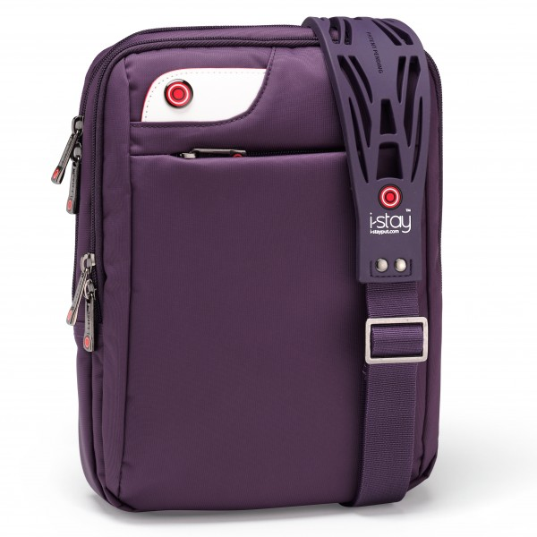 "i-stay 10.1"" iPad/Tablet Bag is0121 Purple"