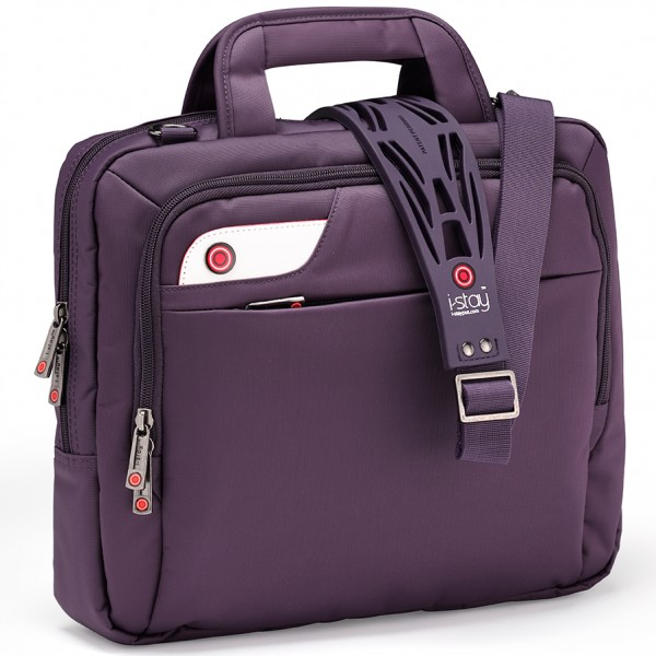 "i-stay 13.3"" Laptop Bag is0127 Purple"