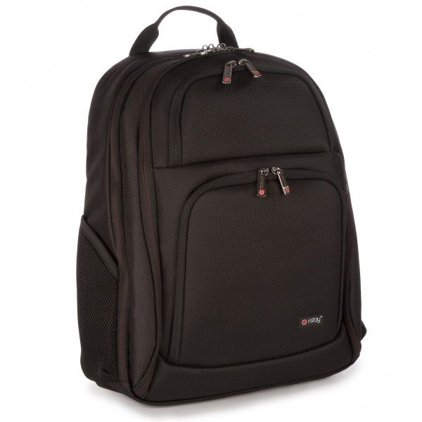 "15.6"" & Up to 10.1"" i-stay Laptop/Tablet Backpack is0204 Black"
