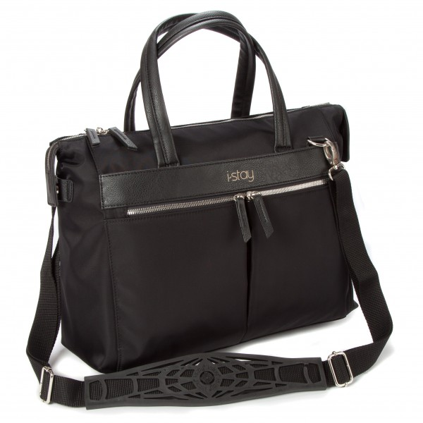 "i-stay 15.6"" Laptop/Tablet Bag is0602 Black"