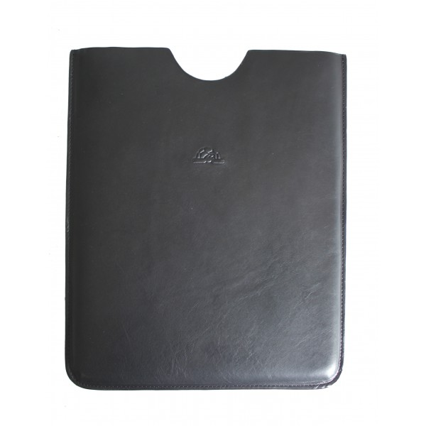 Tony Perotti Italian Vegetale Leather iPad/Tablet Case - TP2987G Black
