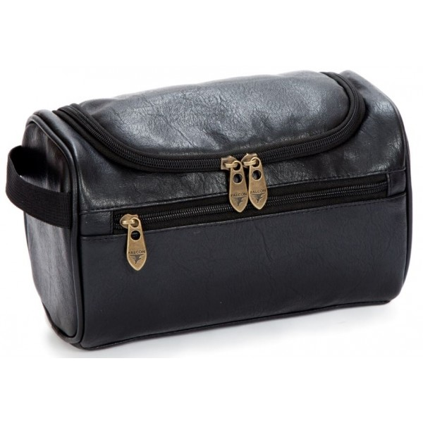 Falcon Wash Bag - FI8118 Black