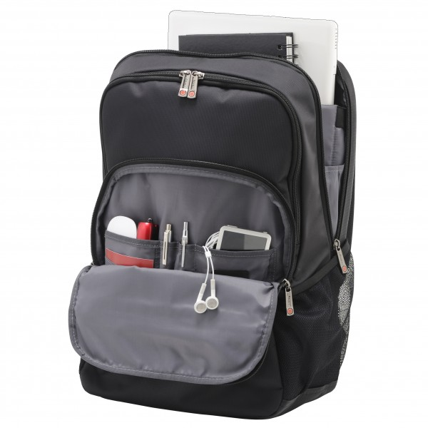 "i-stay 15.6"" Laptop Backpack is0105 Black"