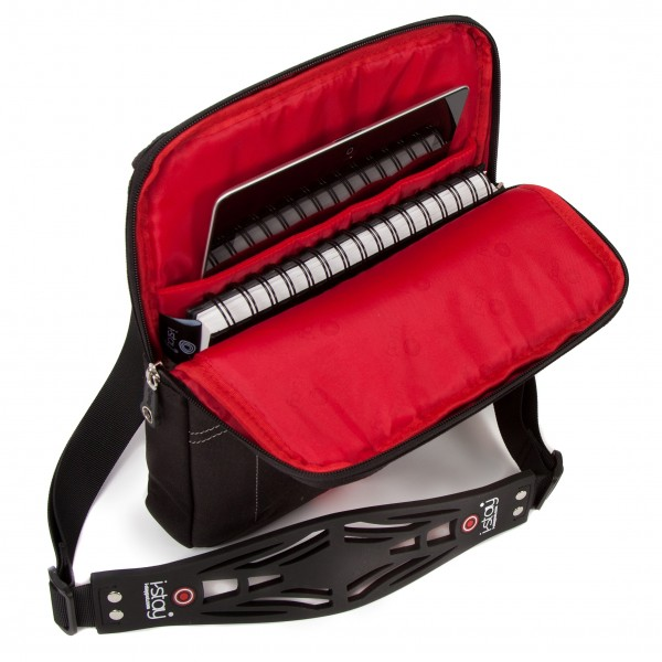 "i-stay 10.1"" iPad/Tablet Bag is0301 Black"