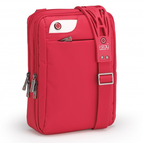 """i-stay 10.1"""" iPad/Tablet Bag - IS0131 Red"""