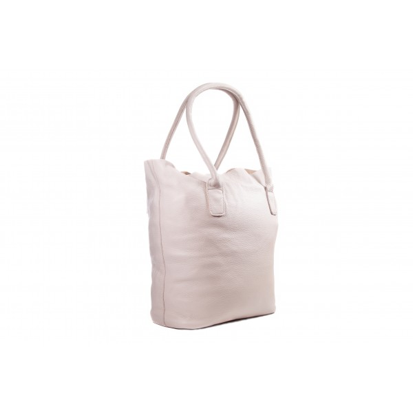 Falcon Leather Tablet Tote Bag - FI6715 Grey
